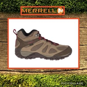 Merrell Yokota 2 Low Hiking Boots/Shoes Size 10